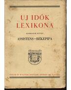 Uj idők lexikona III. kötet - Herczeg Ferenc