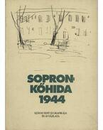 Sopronkőhida - 1944 - Szabó Éva