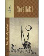 Novellák I. (Pap Károly) - Pap Károly