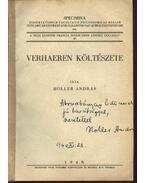 Verhaeren költészete (dedikált) - Holler András