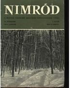 Nimród 1972. évfolyam (teljes) - Karczag Iván(főszerk.)