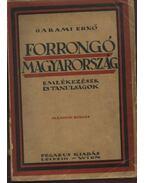 Forrongó Magyarország - Garami Ernő