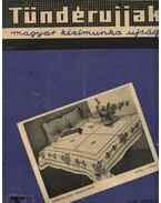 Tündérujjak 1938. augusztus - W. Bartha Emma (szerk.)