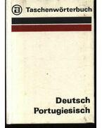 Taschenwörterbuch Deutsch- Portugiesisch - Werner Meister, Esaú Pereira Laus
