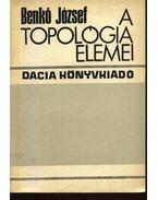 A topológia elemei - Benkő József