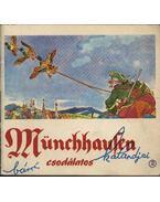 Münchhausen báró csodálatos kalandjai 2. - Erdei D. András, Gottfried August Bürger