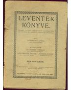 Leventék könyve - Gombkötő Antal