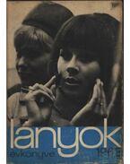 Lányok évkönyve 1968 - D. Nagy Éva