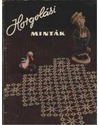 Horgolási minták - Klimkó Zoltán dr.