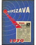 Népszava évkönyv 1970 - Faragó István, Gedeon Pál