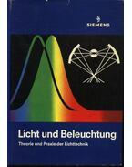 Licht und Beleuchtung - Hentschel, Hans-Jürgen