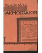 Református Diákmozgalom 1931. március - Zeitler Rudolf (szerk.), Széles László (szerk.)