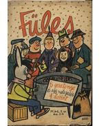 Füles 1959, 1960. III., IV. évfolyam (hiányos) - Gelléri András (szerk.)
