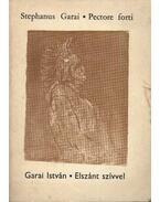 Elszánt szívvel - Garai István
