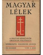 Magyar Lélek 1943. december - Hankiss János