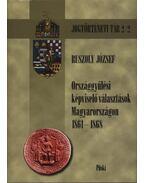 Országgyűlési képviselő-választások Magyarországon 1861-1868 - Ruszoly József