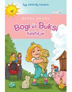 Bogiés Buksi kalandjai - Borsa Brown
