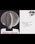 Borsos Miklós (dedikált) - Borsos Miklós