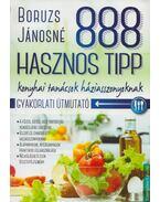 888 hasznos tipp - Boruzs Jánosné
