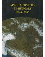 Space Activities in Hungary 2004-2005 - Both Előd