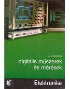 Digitális műszerek és mérések - Bouwens, A. J.