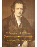 A magyarok költészete - Poetry of the Magyars - Bowring, Sir John