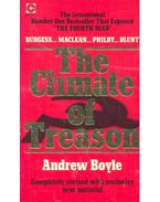The Climate of Treason - BOYLE, ANDREW