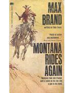 Montana Rides Again - Brand, Max