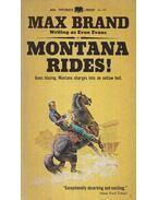 Montana Rides! - Brand, Max