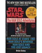 Star Wars - The Han Solo Adventures - Brian Daley