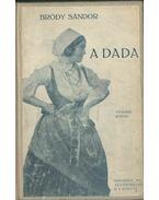 A dada - Bródy Sándor
