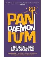 Pandaemonium - BROOKMYRE, CHRISTOPHER