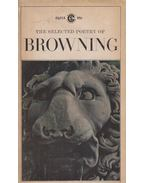 The Selected Poetry of Browning - Browning, Robert