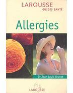 Allergies - BRUNET, JEAN-LOUIS DR