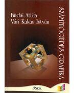 Számítógépes grafika - Budai Attila, Vári Kakas István