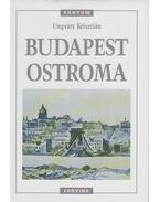 Budapest ostroma (dedikált) - Ungváry Krisztián