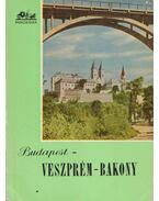 Budapest-Veszprém-Bakony - Huba László
