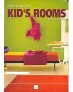 Everything for Kid's Rooms - BUENO, PATRICIA