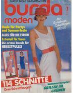 Burda Moden 1987/7