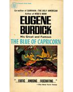 The Blue Capricorn - BURDICK, EUGENE