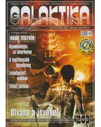 Galaktika 203. XXVIII. évf. 2007. február - Burger István