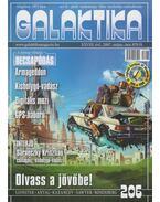 Galaktika 206. XXVIII. évf. 2007. május - Burger István