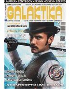 Galaktika 272. XXXIII. évf. 2012. november - Burger István