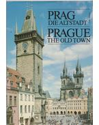 Prag, die Altstadt - Prague, the Old Town - Burian, Jirí, Dolezal, Jirí, Dolezal, Ivan