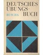 Deutsches Übungsbuch - Buscha, Annerose, Buscha,Joachim