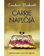Carrie naplója - Bushnell, Candace