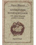 Műferdítések és poétai rugamok - Buzinkay Géza (összeáll.)