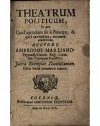 Theatrum politicum - Marliano, Ambrosio
