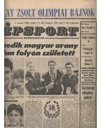 Népsport 1988. október (teljes) - Király Ferenc