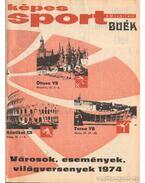 Képes Sport 1974. XXI. évfolyam (teljes) két kötetben! - Kutas István